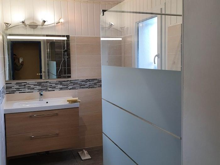 Renovation salle de bain a Marcheprime par JS Carrelage 1